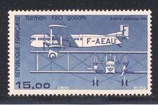 TIMBRE FRANCE PA POSTE AERIENNE N° 57 **  AVION BIMOTEUR FARMAN  F 60