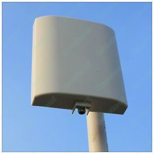 14DBI WIFI WLAN Wireless Copper dipole Panel Antenna N Horizontal Beamwidth 30°