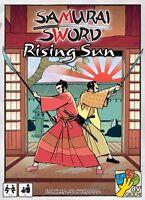 Samurai Sword: Rising Sun Expansion Card Game Bang Game System Davinci Games