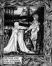 Aubrey Beardsley 123 A4 Print
