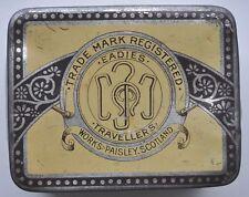 1930s EADIES TRAVELLERS Scotland Tin Box