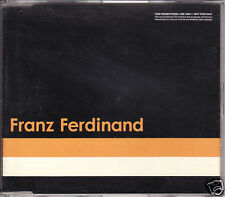 FRANZ FERDINAND darts of pleasure CD PROMO 3 tracks