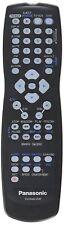 Panasonic LSSQ0372 Remote Control for PV-DM2093 PV-DM2793 AG-527DVDF Combos