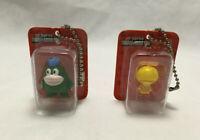 """New Super Mario Bros Wii Metal Mascot PROPELLER MUSHROOM Figure 0.8/"""" Token"""