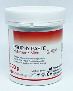 300g Mint Dental Prophy Paste Prophylaxis Tooth Polishing Stain Removal Cleaning