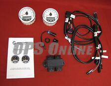 Mercury SmartCraft SC1000 Tachometer Speedo - White 79- 8M0101088 S/S 8M0079880