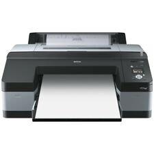 "Epson Stylus Pro 4900 A2 A3 A4 17"" Roll Feed Wide Printer Plotter USB Network"