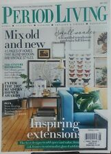 Period Living UK May 2017 Mix Old and New Inspiring Extensions FREE SHIPPING sb
