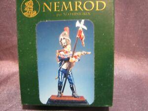 Nemrod/Historex 54MM  Resin Figure  Kit #N54054
