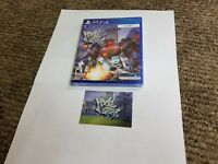 Pixel Gear Playstation VR Game - PS4 - Limited Run Games #134 new sealed