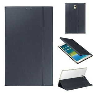 NEW Official Samsung Galaxy Tab S 8.4 Book Cover - Charcoal
