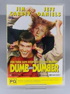 Dumb And Dumber DVD