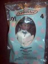 McDonald's Madame Alexander RING CARRIER Boy Doll - HAPPY MEAL TOY - 2003  NEW