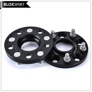 15mm wheel spacers 2pcs 5x114.3 to 5x114.3 CB70.5 for Ford Mustang GT Exoboost