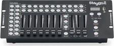 Commandor 10-2 EU 10-CHAN DMX Licht Controller DMX Lichtsteuerpult