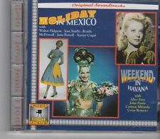 (FX750) Holiday In Mexico, Weekend In Havana - 1998 CD