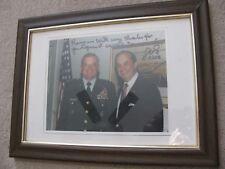 VTG  DoD JCS Joint Chiefs of Staff Signed Photo Gen. John Shalikashvili Chairman