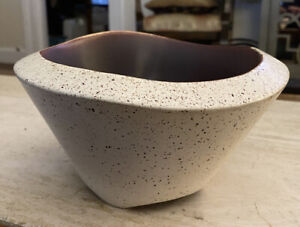 Will & George California Pottery Bowl
