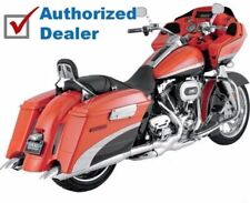 Vance & Hines Turn Down Turndown Slip-On Exhaust Mufflers 95-2016 Harley Touring