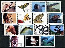 US 1996 Sc#3105a-o: ENDANGERED SPECIES, FULL SET OF 15 SINGLES, MNH - FREE SHIP