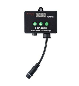 OEM Replacement Controller for Jebao DCP-2500 Return DC Pump