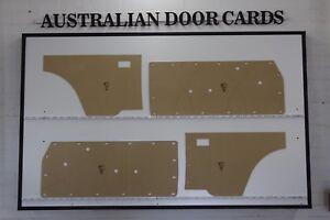 Ford Escort MK1 Coupe Door Cards. Blank Trim Panels. 2 Door Saloon
