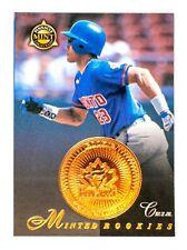 Jose Cruz #25 (1998 Pinnacle) Minted Rookies Coin, Toronto Blue Jays