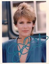 JAMIE LEE CURTIS 8X10 AUTHENTIC IN PERSON SIGNED AUTOGRAPH REPRINT PHOTO RP