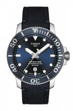 TISSOT SEASTAR 1000 POWERMATIC 80 SILICIUM Blue Men's Watch T120.407.17.041.01