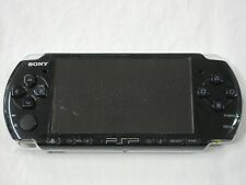 F627 Sony PSP 3000 console Piano Black Handheld system Japan snx