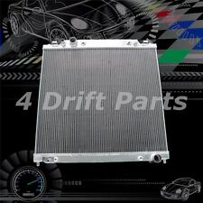2 ROWS ALUMINUM RADIATOR FIT 1999 2000 2001 2002 03 FORD F-350 7.3L Powerstroke