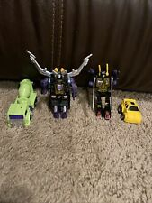 hasbro takara transformers 1980?s gen 1 Lot Cliff Hanger