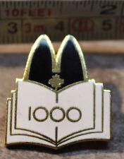 McDonalds Canada 1000 Award Open Book Employee Collectible Pinback Pin Button