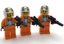 NEW SW317 Lego Custom Rebel Pilot Minifigure