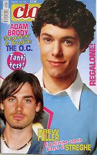 CIOE' 47 2004 Adam Brody Drew Fuller Laura Pausini Luca Argentero Tiziano Ferro