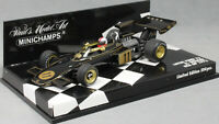 Minichamps Lotus Ford 72 USA Grand Prix 1972 Dave Walker JPS 400720011 1/43 NEW