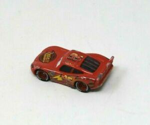 Disney Pixar Cars LIGHTNING MCQUEEN Metal Toy Car Red RUST-EZE - KB16