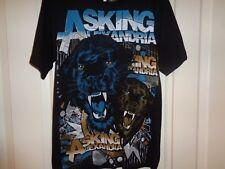 ASKING ALEXANDRIA  T Shirt  MEDIUM