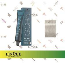 Schwarzkopf Igora Royal Permanent Hair Colouring Cream Tint 60mL 10.21 *New*