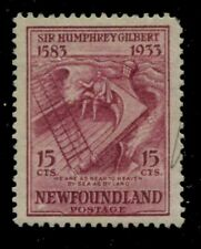 Newfoundland #222 SG 246 U VF 15c Gilbert Is. [N4813] CV=$20.00