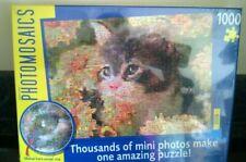 Paul Lamond Games Kitten Photomosaics 1000 Piece Jigsaw Puzzle New & Sealed