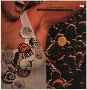 Frank Zappa, Tim Buckley, Grateful Dead a.o. The Rock Revelation Vinyl LP-Box