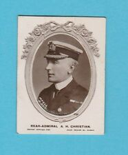 MILITARY - PHILLIPS - RARE REAL PHOTO SERIES ( WAR LEADERS ) CARD NO. 23  - 1916