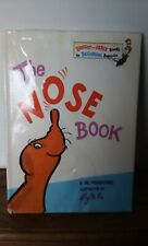 The NOSE Book---Al Perkins---Roy Mckie---1st1970---hc/dj---A Bright & Early Book