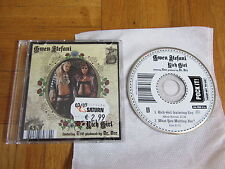 "GWEN STEFANI Rich Girl LIMITED OOP 2005 GERMANY exclusive 3"" CD single no doubt"