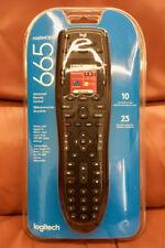 NEW Logitech Harmony 665 10-Device Universal Remote