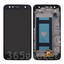 LCD Touch Screen Digitizer +Frame For LG X charge US601 SP320 X500 L63BL M322