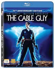 The Cable Guy (15th Anniversary Edition) Region Free Blu Ray