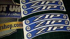 Piaggio Zip Rim tape Wheel stickers EXCLUSIVE 50 70 125 172 180 183 SP RS type4