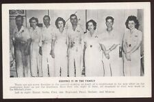 Postcard DALLAS TX  Mitchell Co WWII Army/Navy Munitions Factory #2 view 1940's